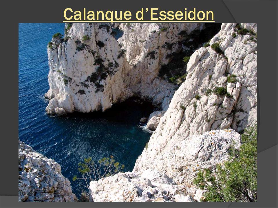 Calanque d'Esseidon