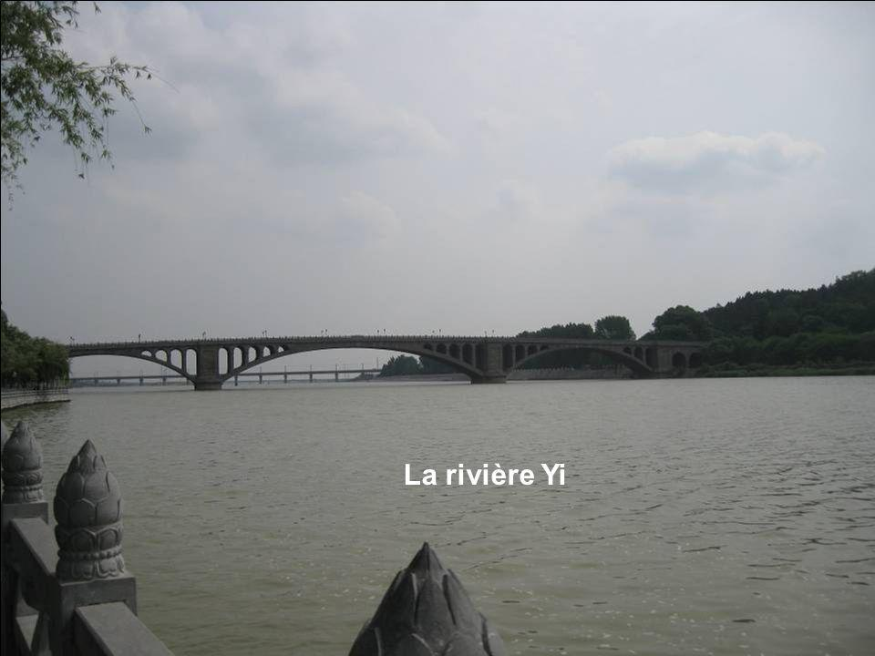 La rivière Yi