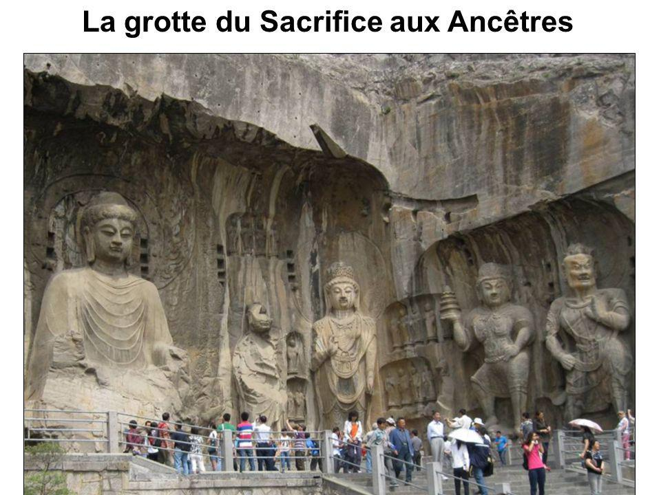 La grotte du Sacrifice aux Ancêtres