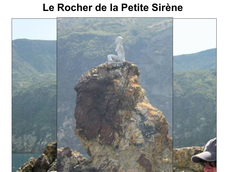 Le Rocher de la Petite Sirène