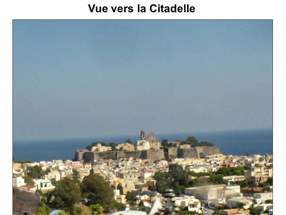 Vue vers la Citadelle
