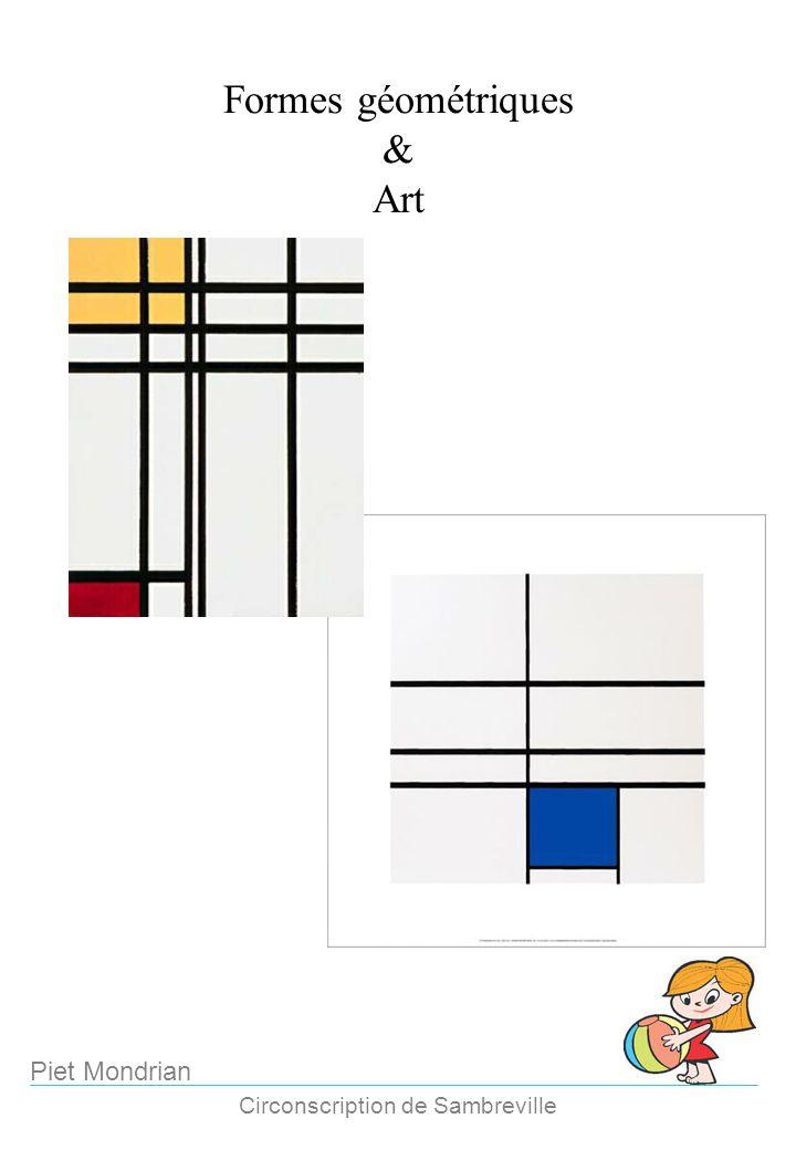 Formes géométriques & Art