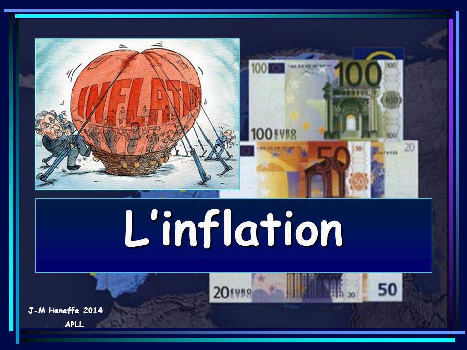 L'inflation J-M Heneffe 2014 APLL 01/04/2017