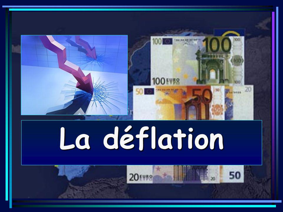 La déflation 01/04/2017