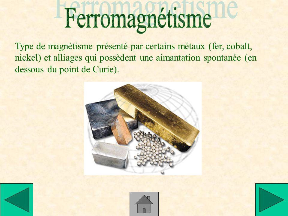 Ferromagnétisme