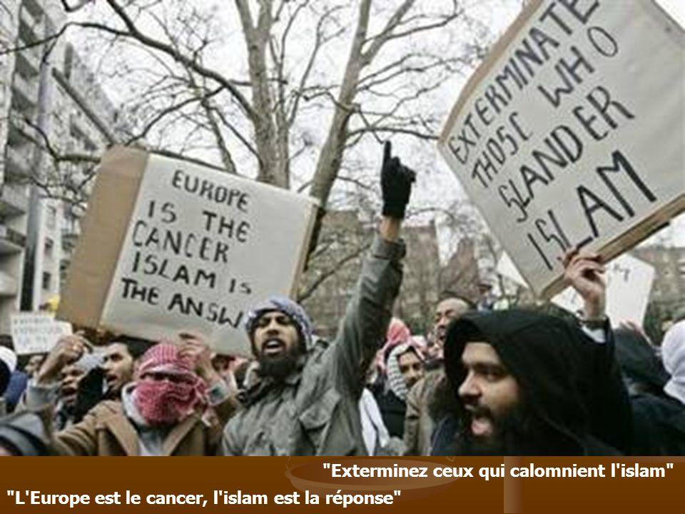 Exterminez ceux qui calomnient l islam