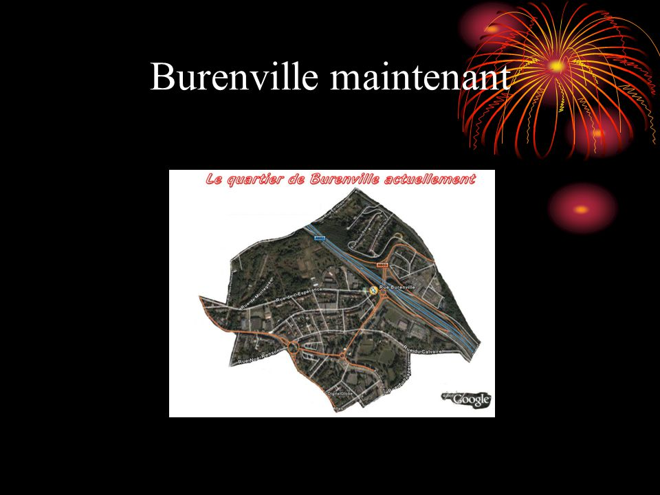 Burenville maintenant