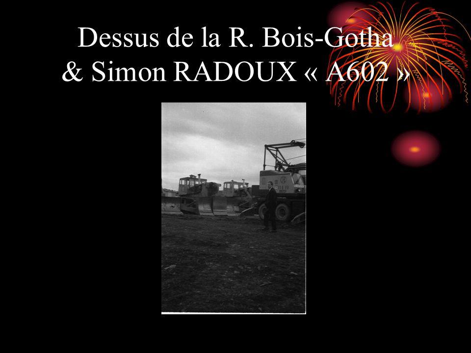 Dessus de la R. Bois-Gotha & Simon RADOUX « A602 »