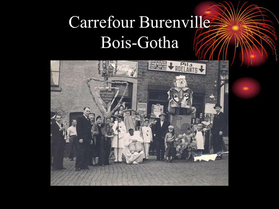 Carrefour Burenville Bois-Gotha