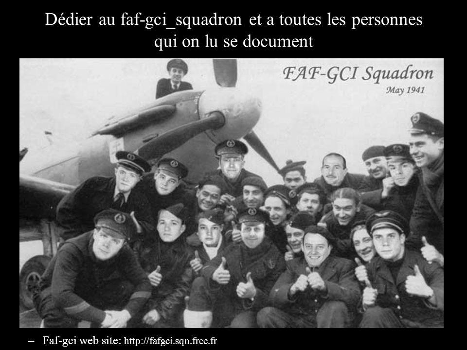 Dédier au faf-gci_squadron et a toutes les personnes qui on lu se document