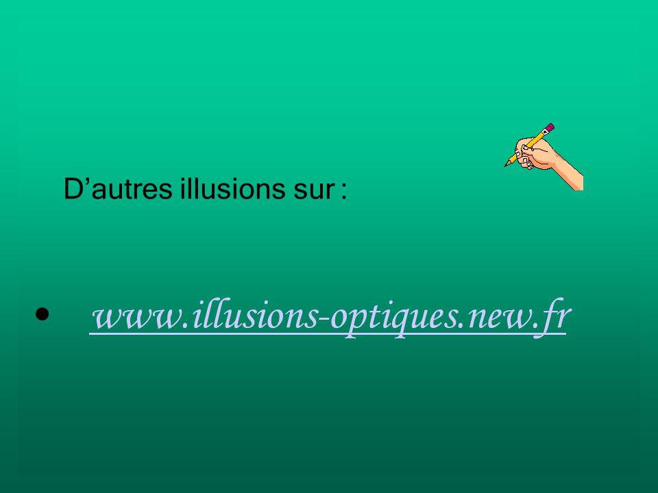 D'autres illusions sur :