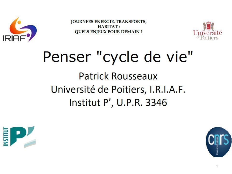 P. Rousseaux (Université de Poitiers)