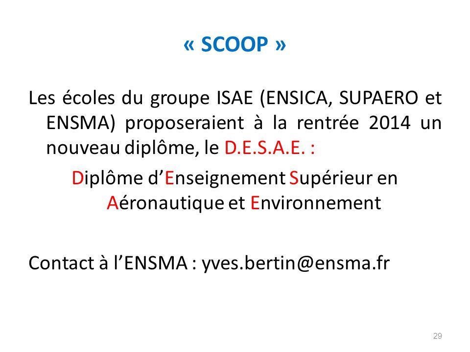 « SCOOP »