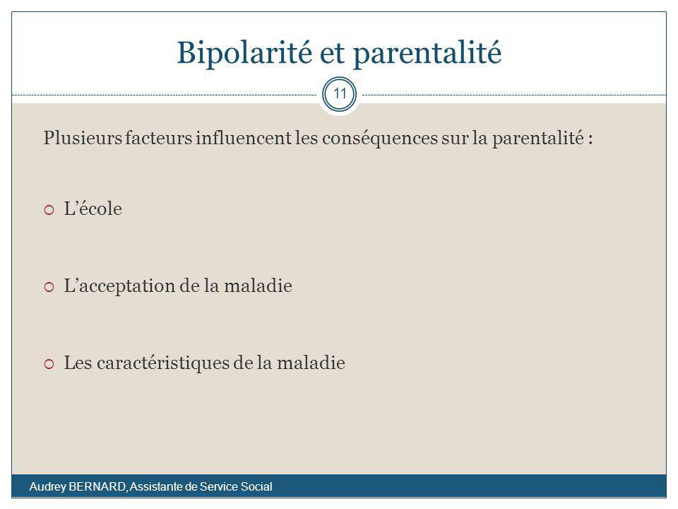 Bipolarité et parentalité