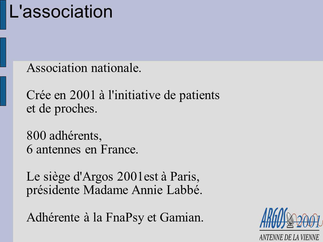 L association Association nationale.
