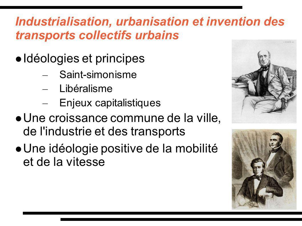 Idéologies et principes