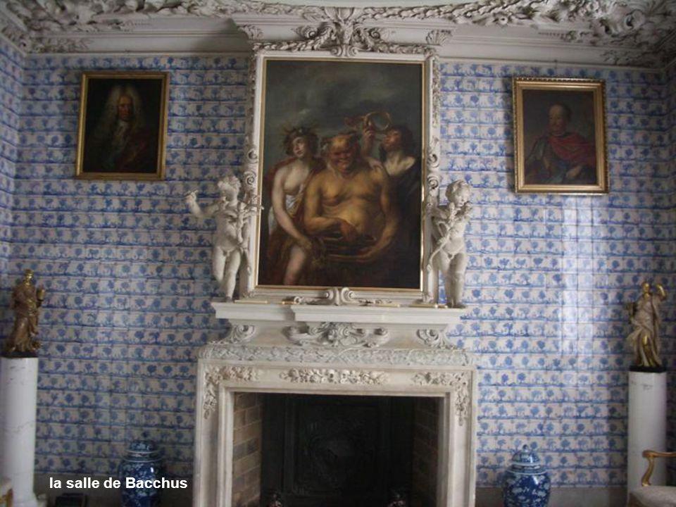 la salle de Bacchus