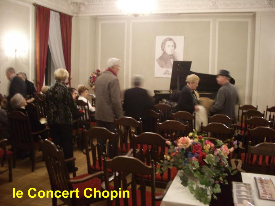le Concert Chopin