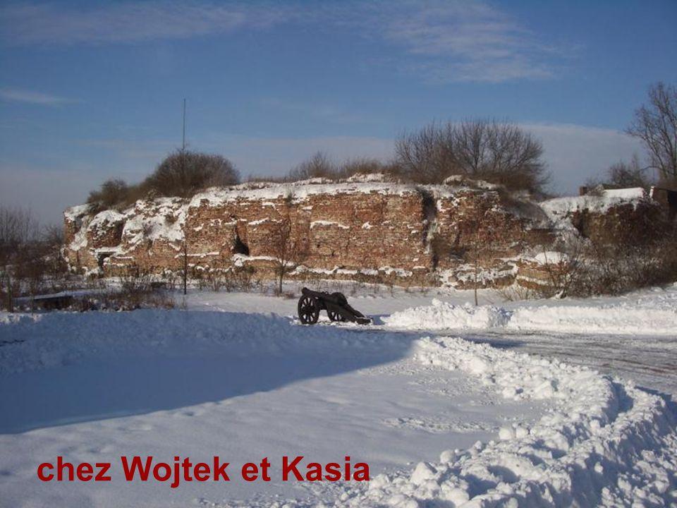 chez Wojtek et Kasia