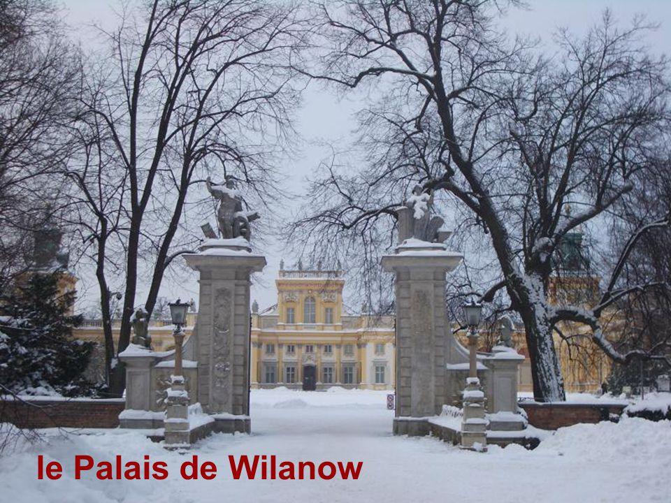 le Palais de Wilanow