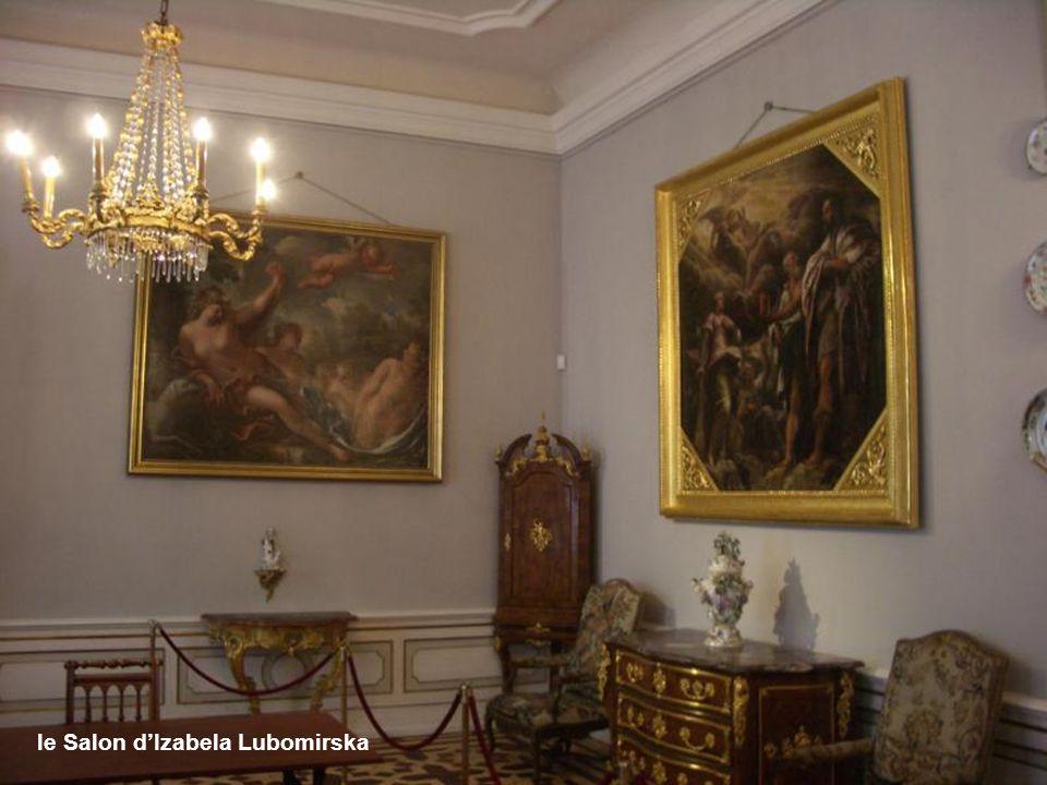 le Salon d'Izabela Lubomirska