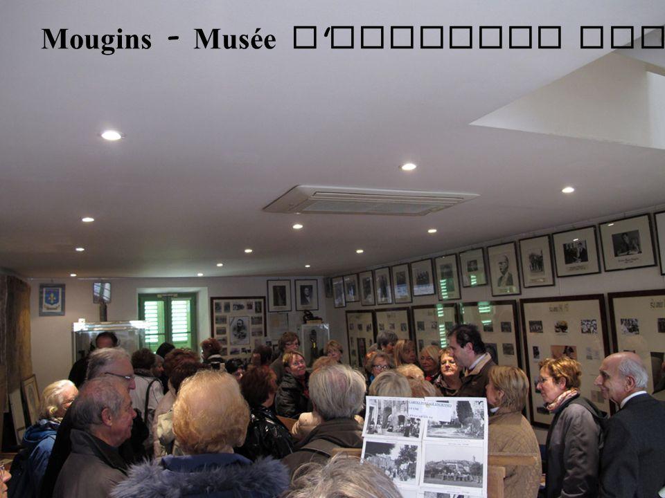 Mougins - Musée d Histoire Locale