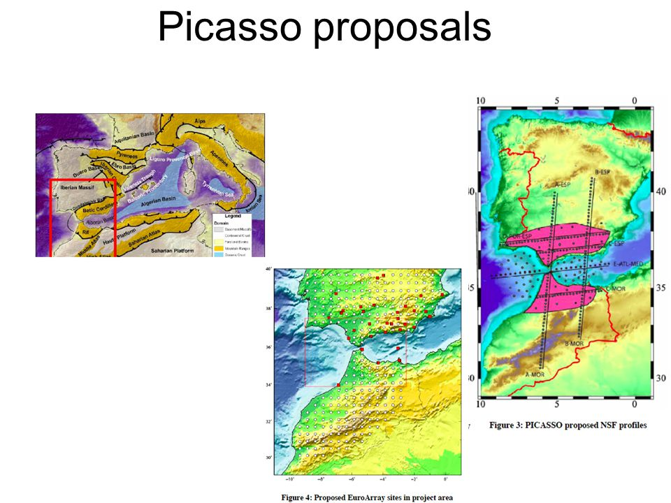 Picasso proposals