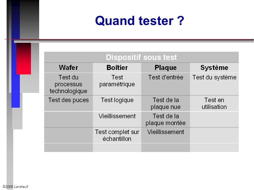 Quand tester