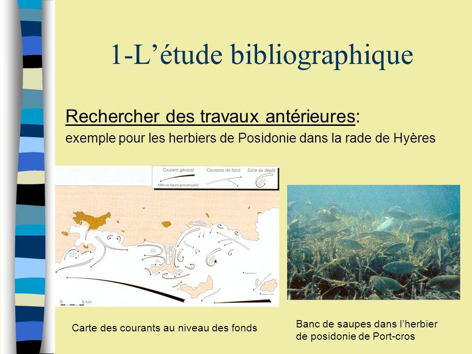 1-L'étude bibliographique