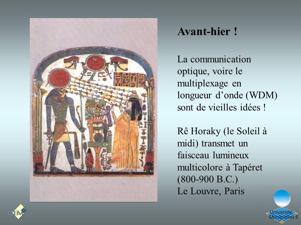 Avant-hier ! Cours Optique 21/12/05