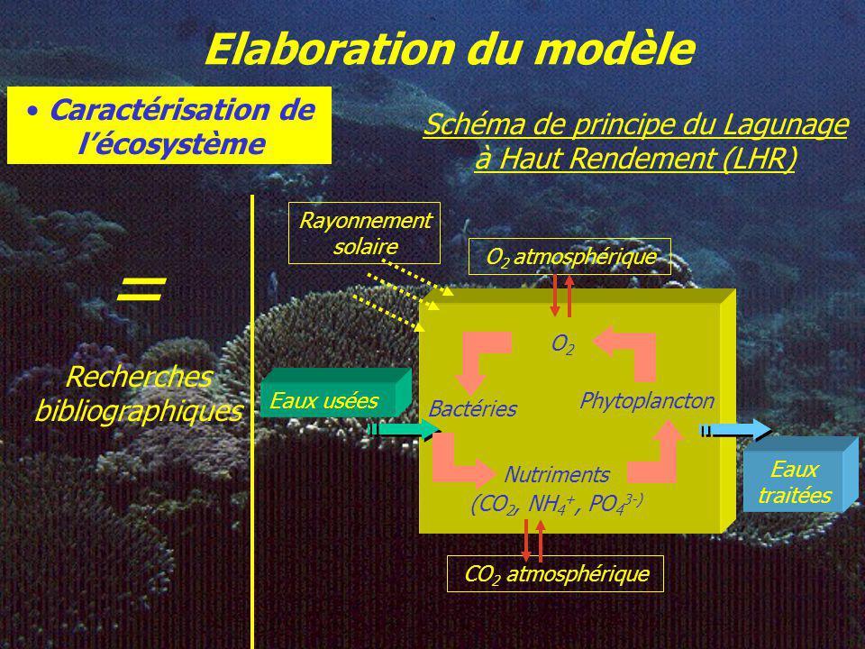 Caractérisation de l'écosystème