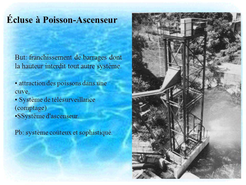 Écluse à Poisson-Ascenseur