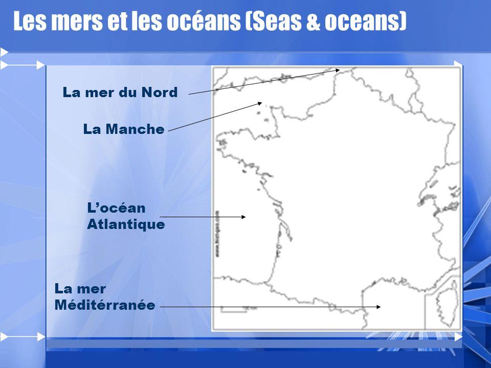 Les mers et les océans (Seas & oceans)