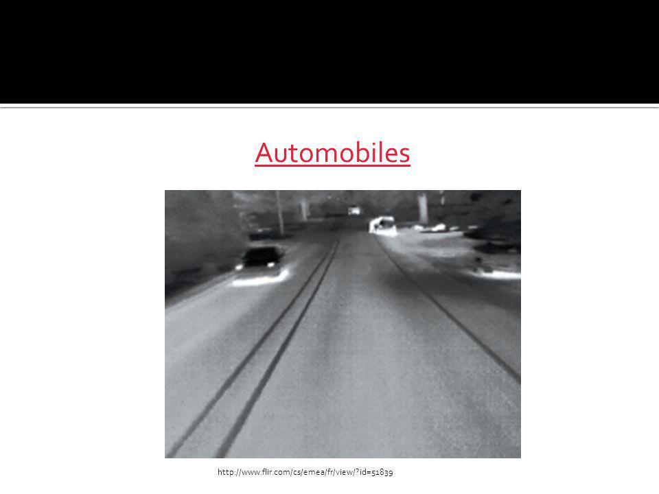 Automobiles http://www.flir.com/cs/emea/fr/view/ id=51839