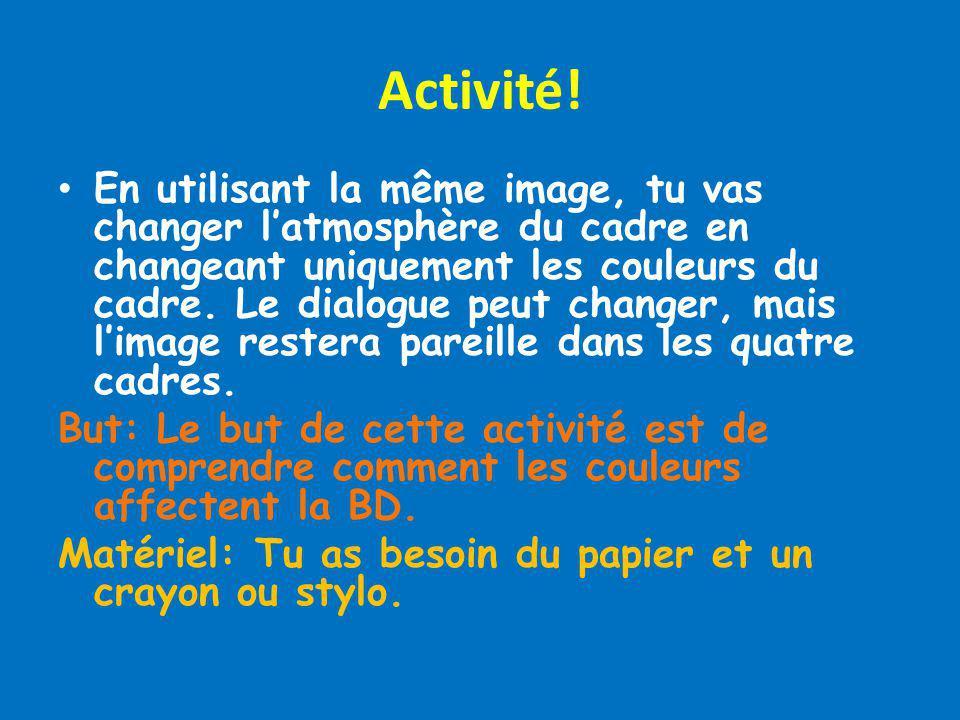 Activité!