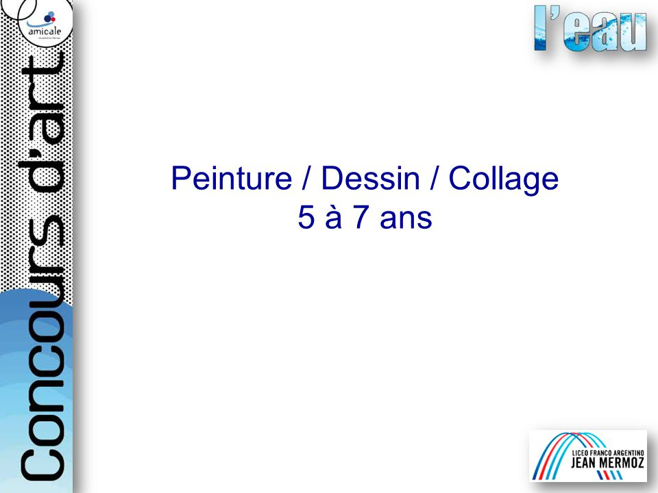 Peinture / Dessin / Collage