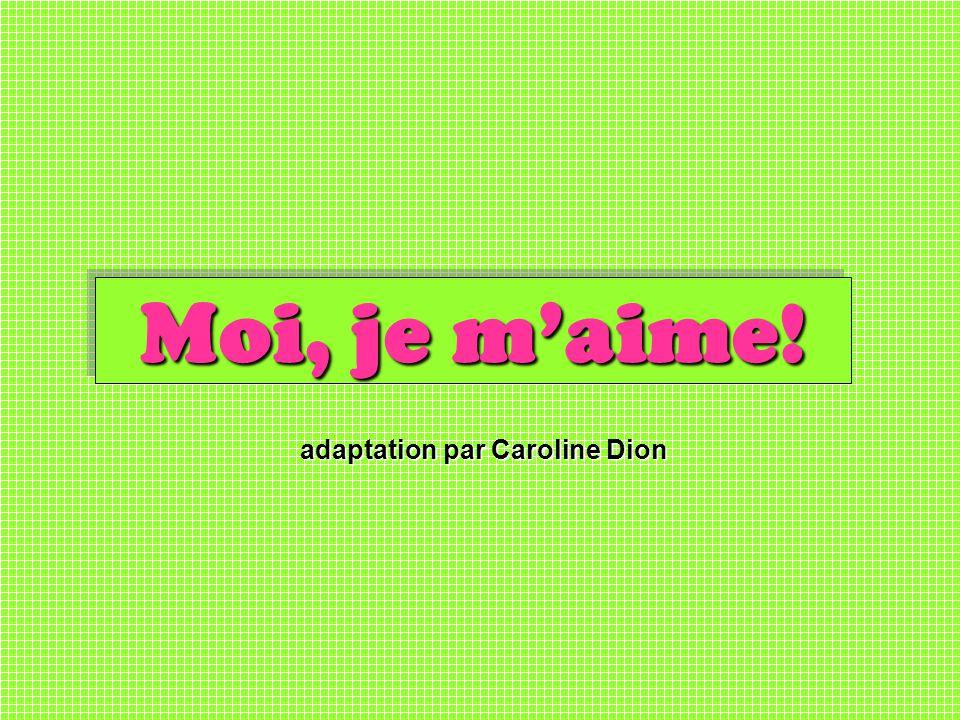 adaptation par Caroline Dion