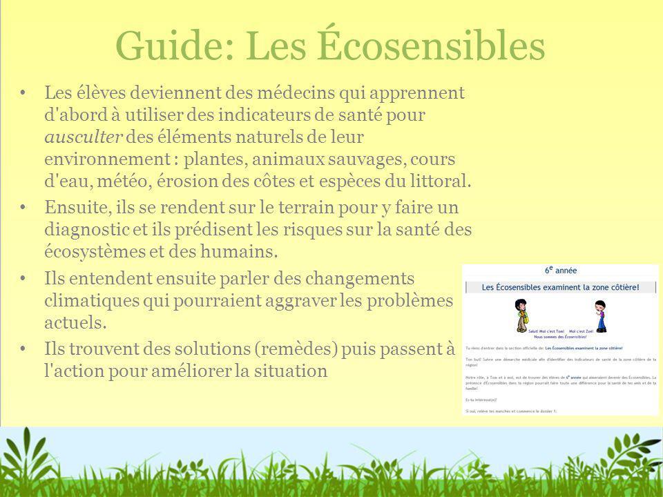 Guide: Les Écosensibles