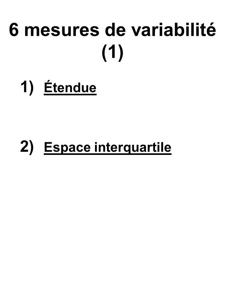 6 mesures de variabilité (1)