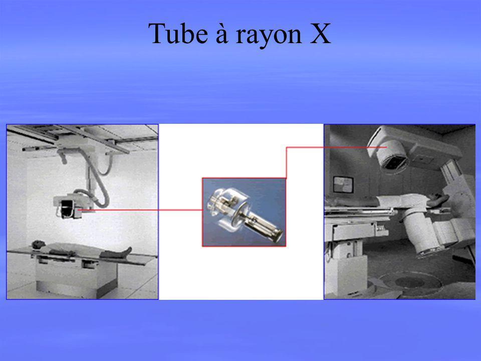 Tube à rayon X
