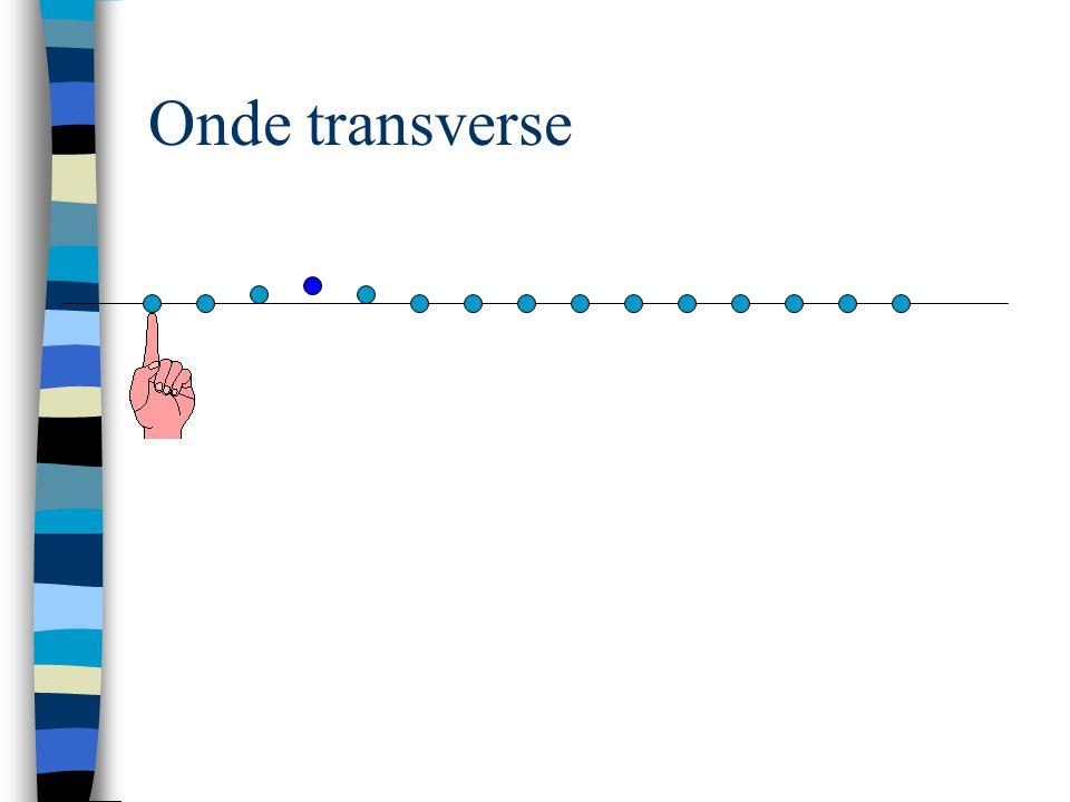 Onde transverse