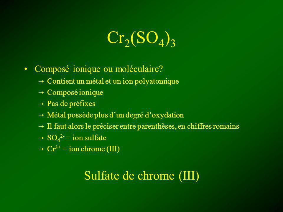Sulfate de chrome (III)
