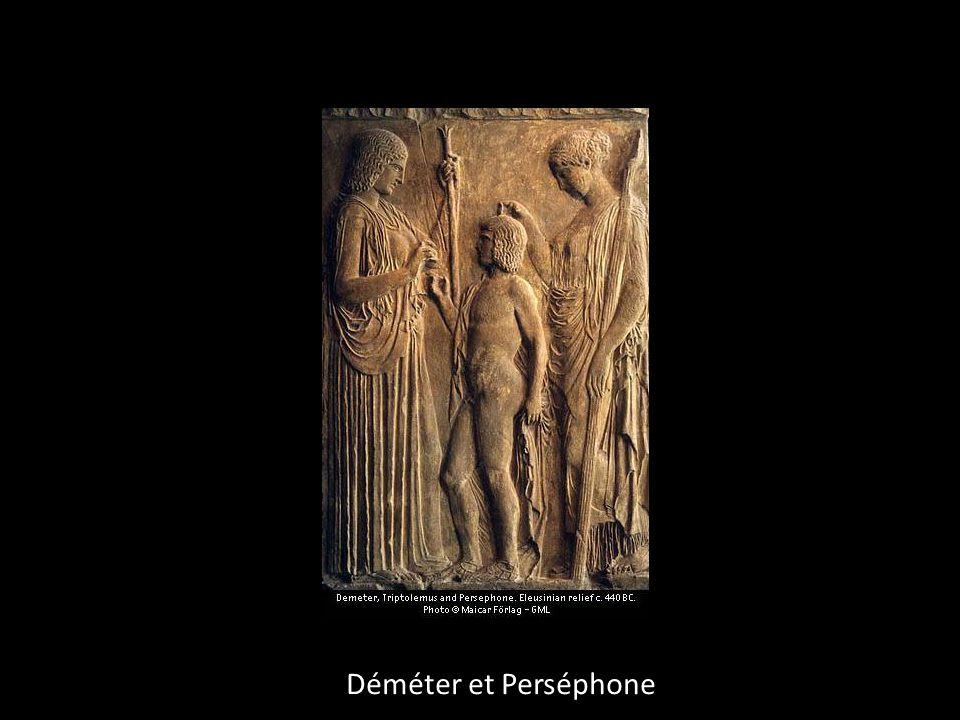 Déméter et Perséphone