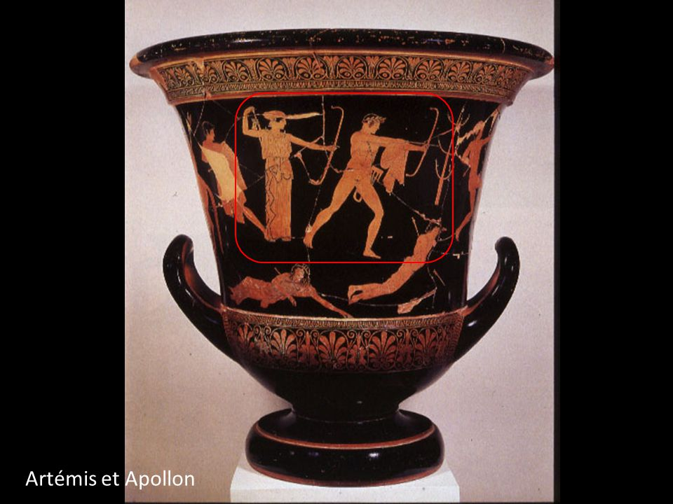 Artémis et Apollon