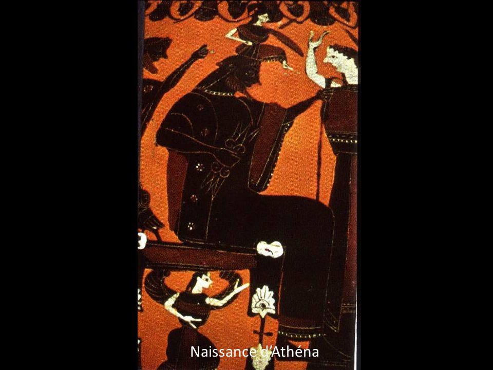 Naissance d'Athéna