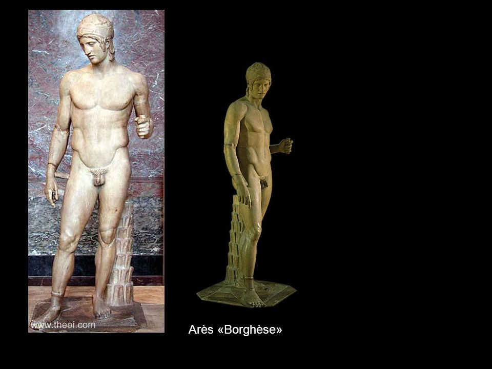 Arès «Borghèse»