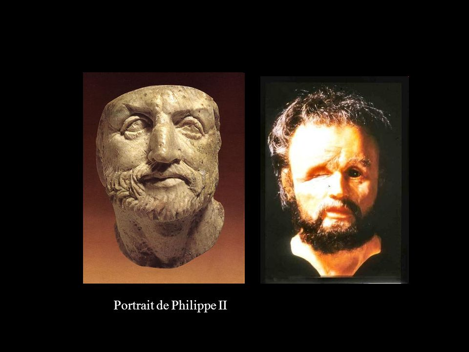 Portrait de Philippe II