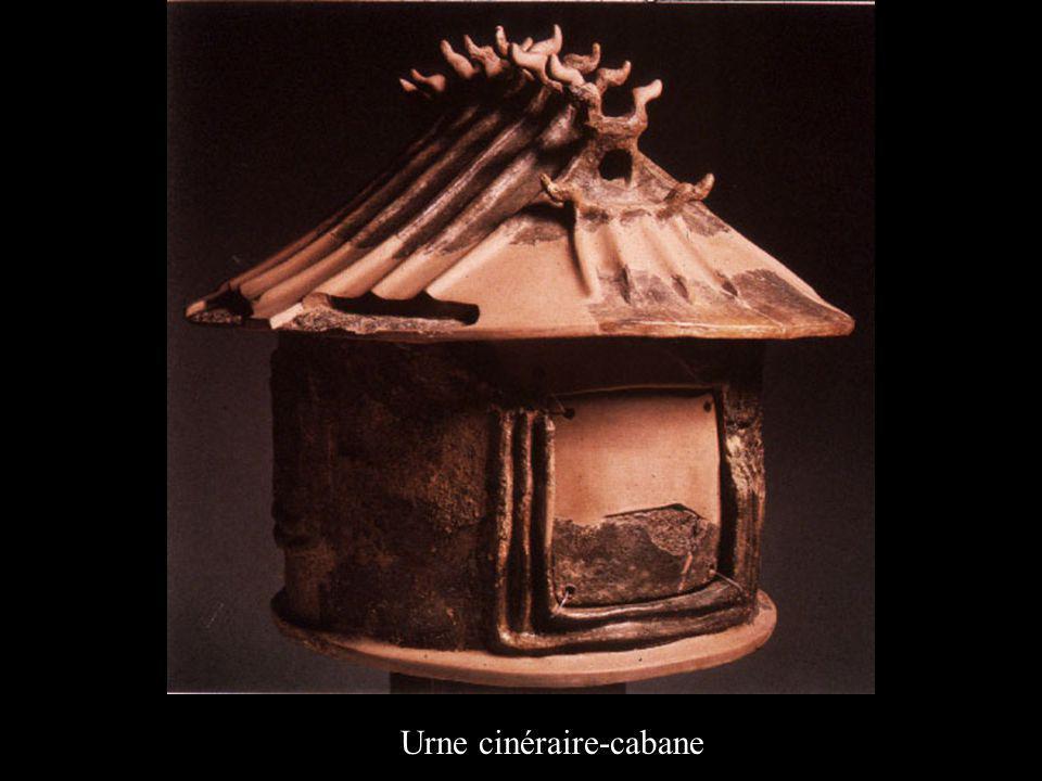 Urne cinéraire-cabane