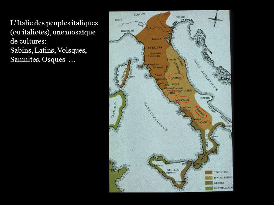 L'Italie des peuples italiques