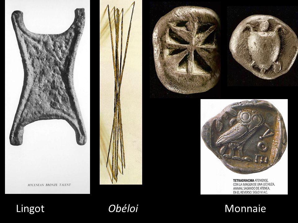 Lingot Obéloi Monnaie